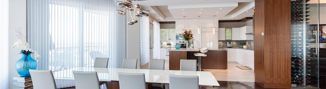 Design salle à manger Boucherville